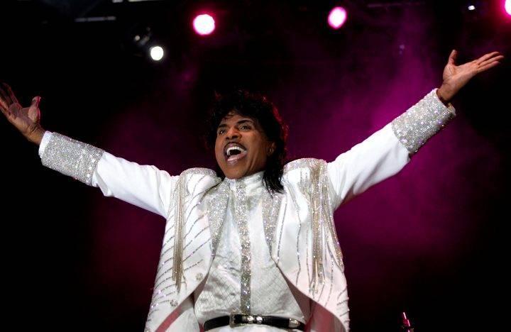 Little Richard Originator Of Rock `N' Roll Dies