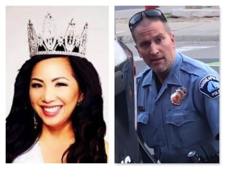 Minnesota Killer-Cop Dumped By Wife Kellie Chauvin