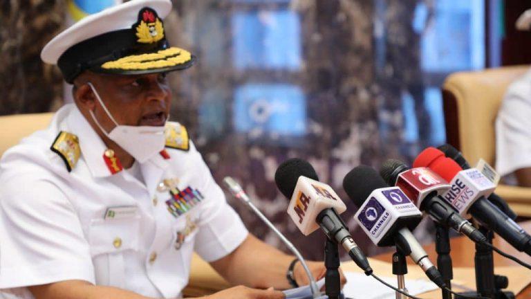 Nigerian Navy - 110 Top Officers Affected In Major Rejig