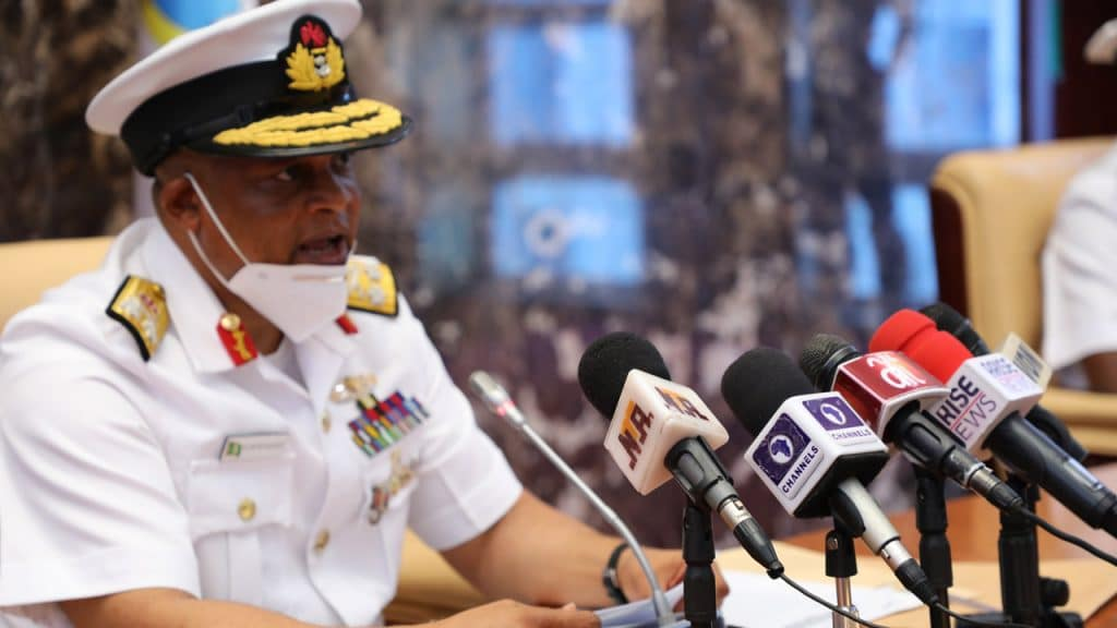Nigerian Navy - 110 Top Officers Affected In Major Rejig