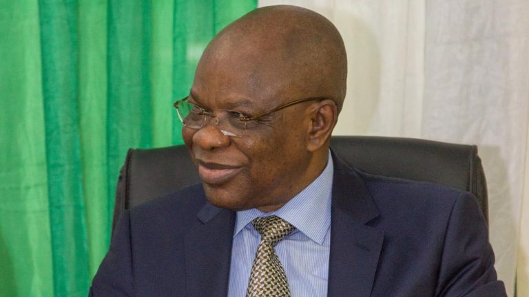Nigerian Professor Iwu Claims To Have Cure For COVID-19