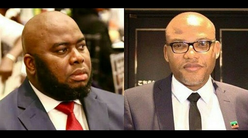 "Nnamdi Kanu reacts as Asari Dokubo declares Biafra ""only solution"""