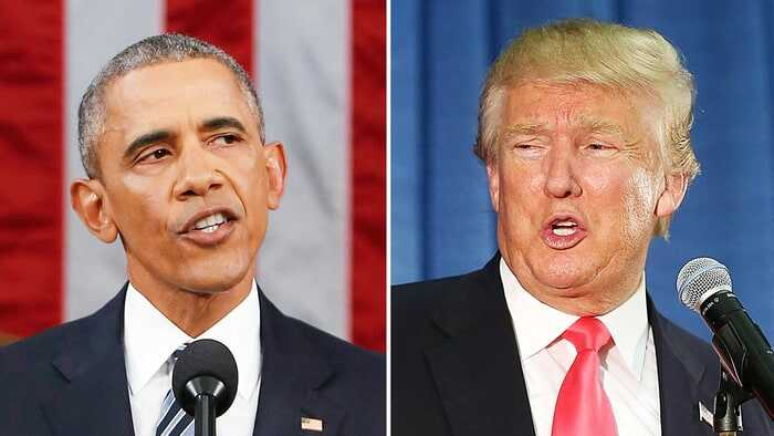Obama Blasts Trump In Leaked Virtual Call With Ex-Staff