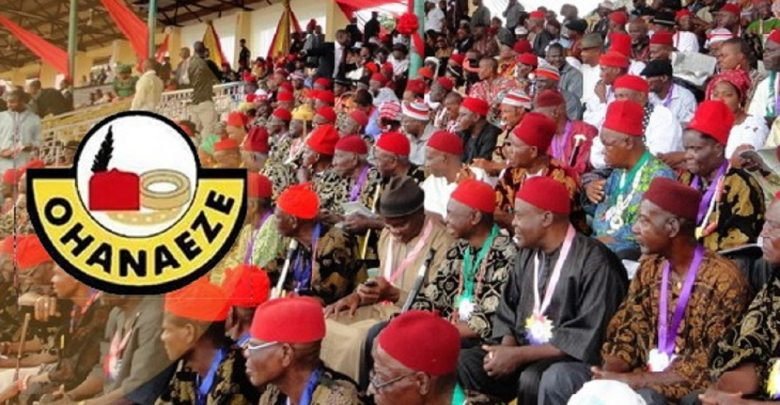 Ohanaeze Denies Appointing Gowon For Presidency Campaign