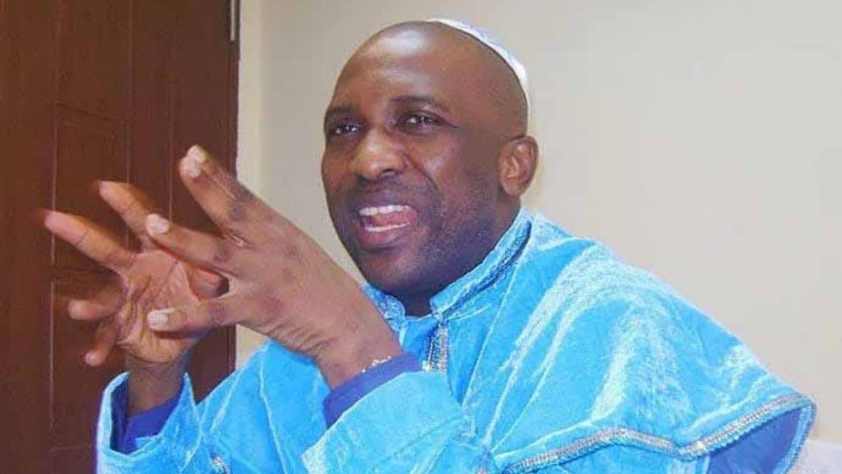 Oshiomhole May Not See 2023 As APC National Chairman – Primate Ayodele