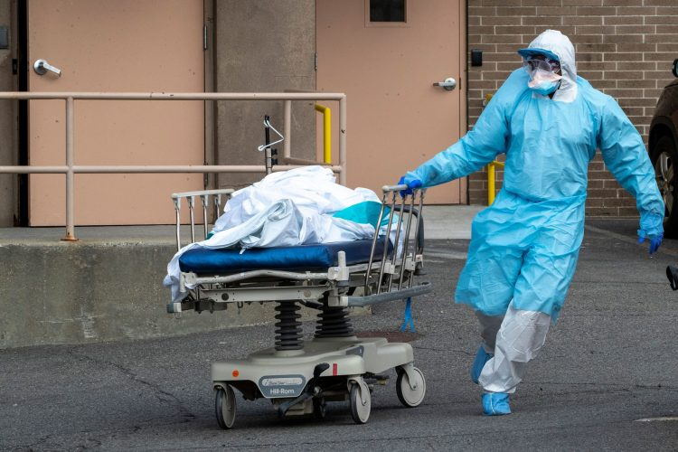Over 80,000 Americans Are Now Dead From Coronavirus