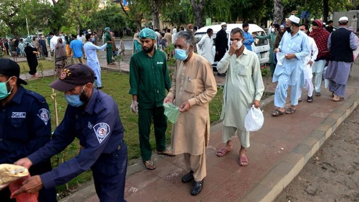 Pakistan's Coronavirus Cases Rise To 69,496