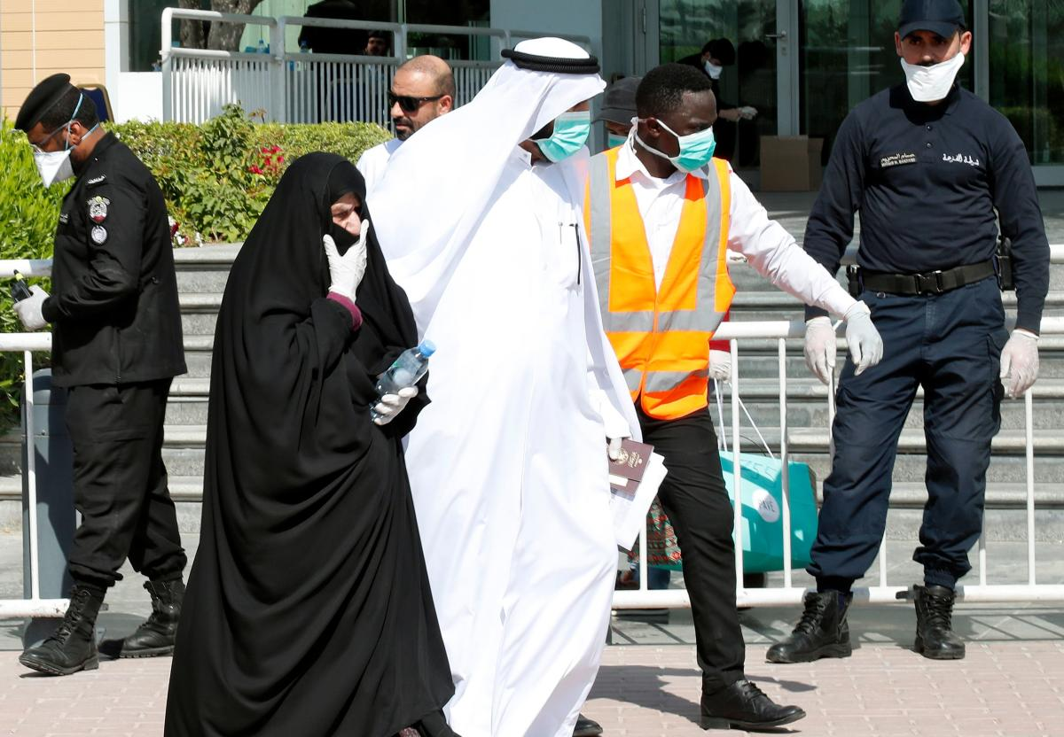 Persons Without Face Masks To Risk 3yr jail Term In Qatar