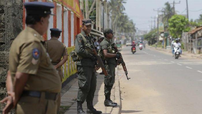 Police Arrest 46,000 In Sri Lanka For Violating Curfew