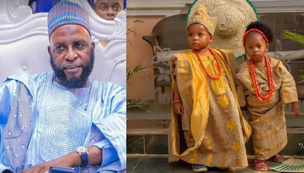 Police Parades Suspected Kidnappers Of Islamic Cleric's Twins