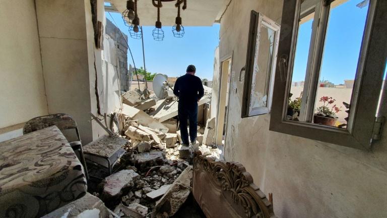 Libyan Rivals Declare Ceasefire