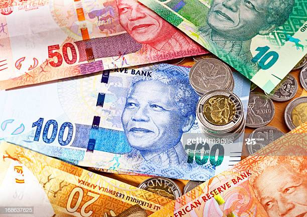 South Africa's Currency Climbs To 8 Week High Against Dollar