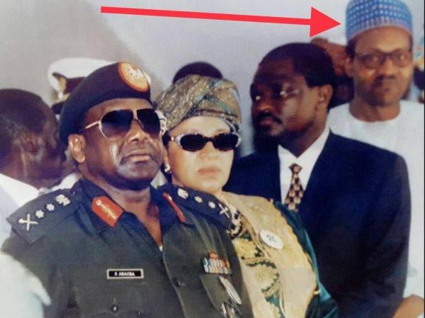 The Buhari-Abacha Romance Story