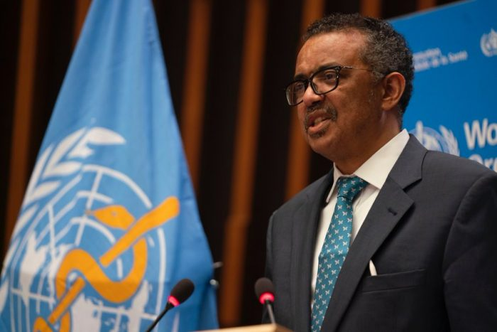 WHO Supports for Madagascar's Cure After Bribery Claims