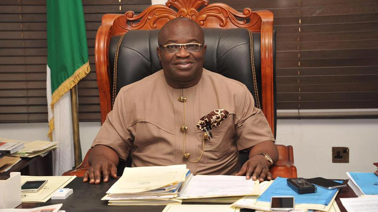 Abia's Ikpeazu Recovers, Set To Return To Work Soon – Sources