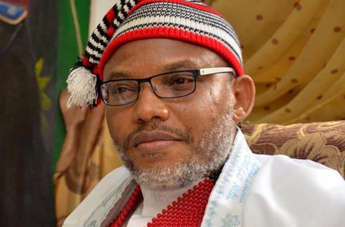 Aisha Buhari - Biafrans Are Going Home This Year – Nnamdi Kanu