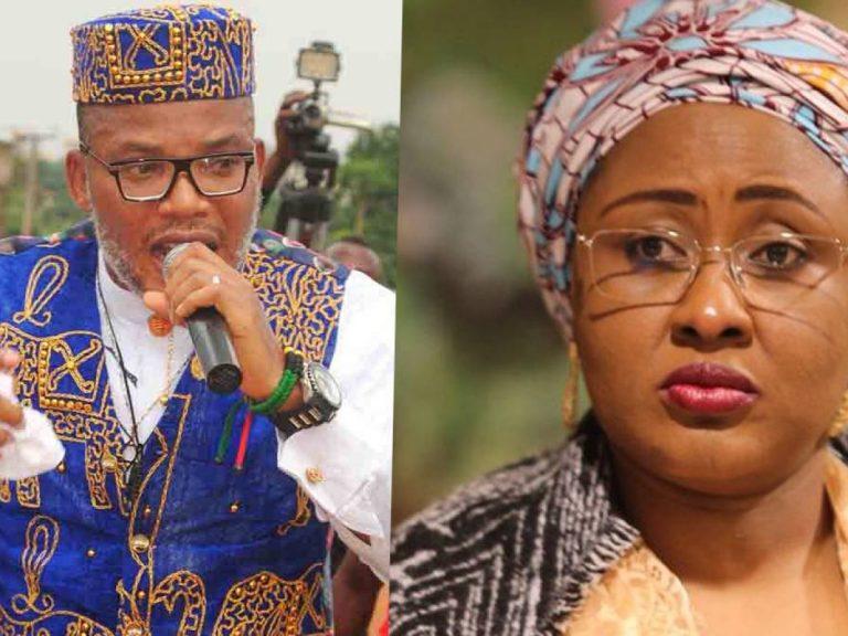 Aisha Buhari, The Widow Who Runs Nigeria - Nnamdi Kanu
