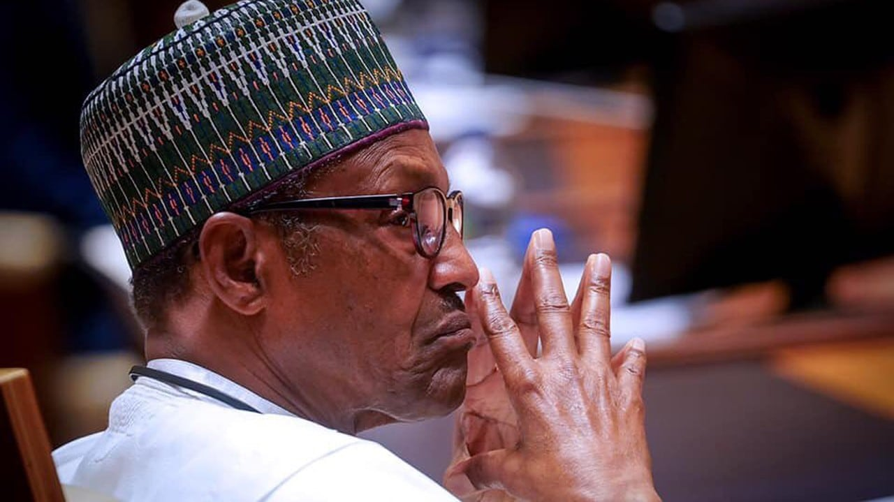 Aisha - President Buhari under fire over gunshots at Presidential Villa