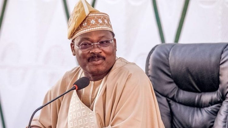 Ajimobi - Fear God, nobody goes to grave with money – Bamgbose warns
