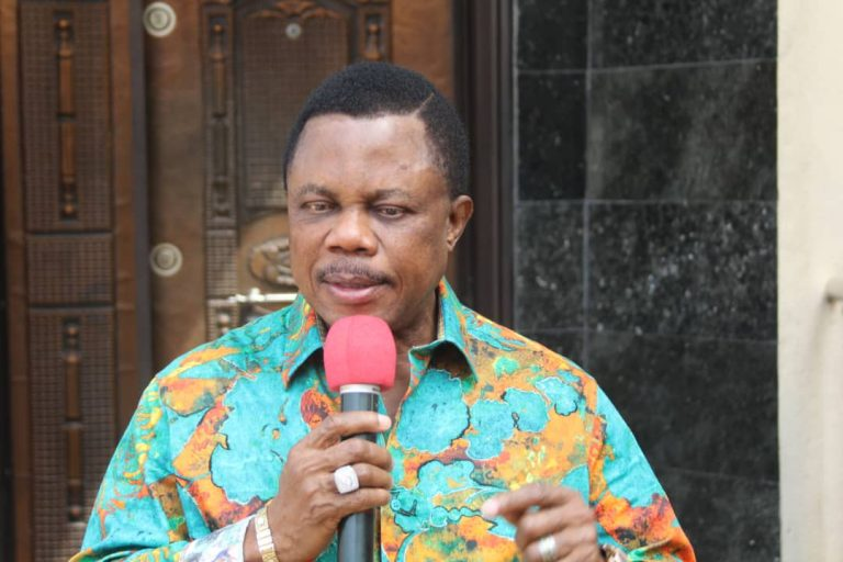 Anambra Community Protests Against Gov Obiano's Imposition
