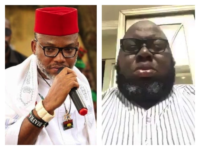 Asari Dokubo Is An Agent Of The Fulani Caliphate - Kanu