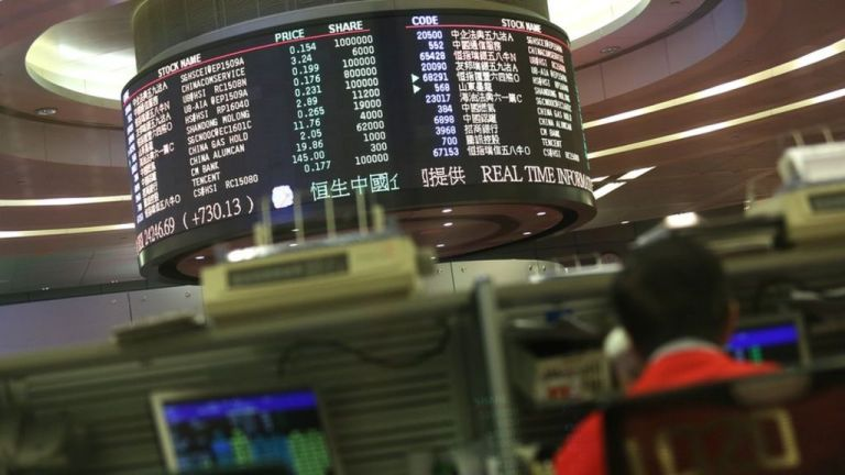 Asia Stocks Retreat As Virus Threatens Economic Reopening