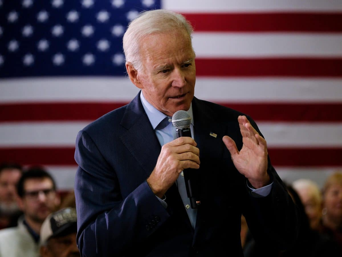 Biden Clinches Democratic Nomination To Face Trump In November