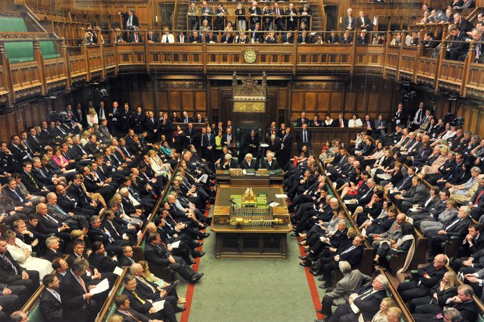 British Parliament Resumes Physical Voting Amid COVID-19