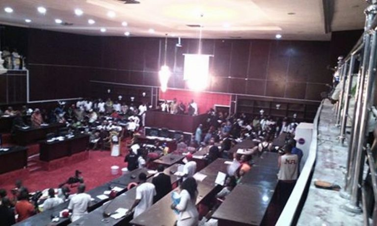 COVID-19 Scare In Imo Assembly As Lawmakers Embark On Compulsory Test