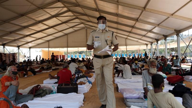 Coronavirus - India Topples Spain To Go 5th In The World