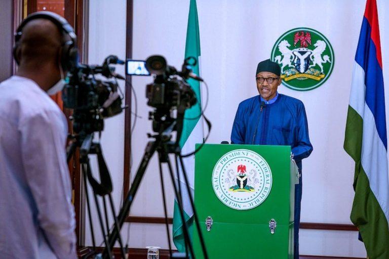 Democracy Day - Nigerians React To Buhari's Nationwide Broadcast