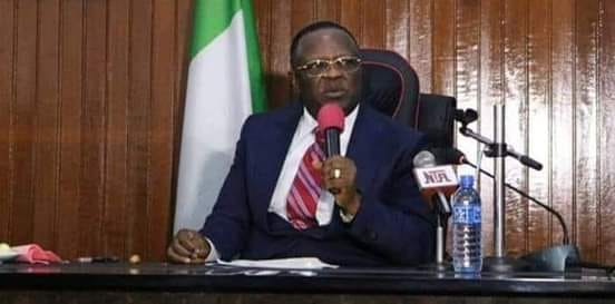 Ebonyi - Umahi shuts courts, announces first coronavirus death