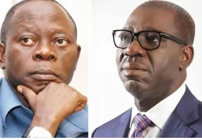 Edo Elections - Oshiomhole Reacts As APC Disqualifies Obaseki