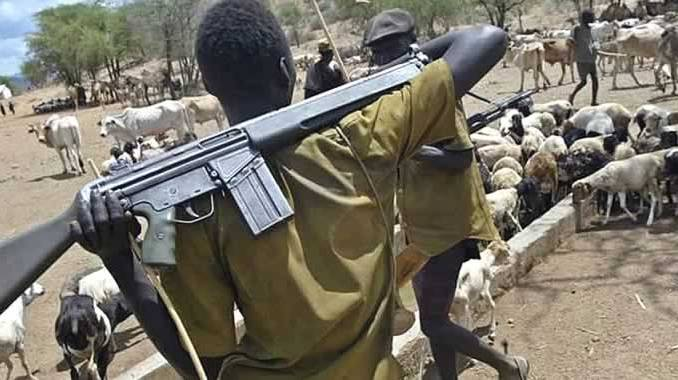 Exposed! How Fulani Herdsmen Gang Raped An Igbo Girl(Video)