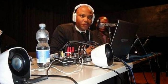 Facebook Trying To Disrupt Radio Biafra - Nnamdi Kanu