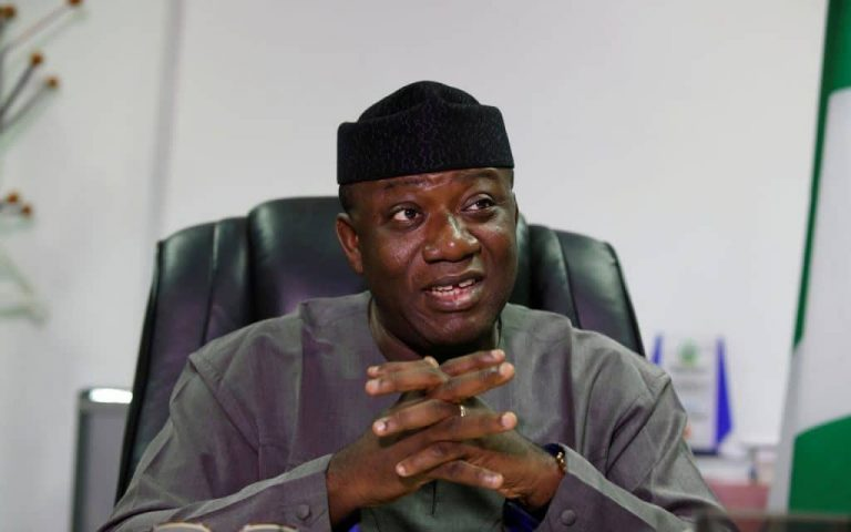 New Ureje Bridge: Ekiti Govt Tasks Contractor On Quality Job