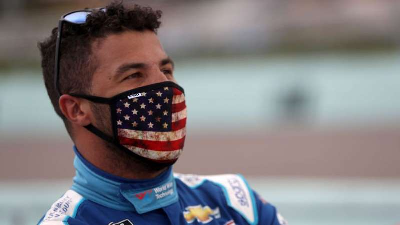 Federal Authorities Reviewing Noose Found In Bubba Wallace's Garage Stall