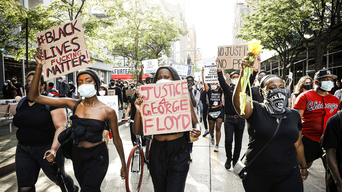 George Floyd - New York Imposes Curfew, Deploys More Police Officers