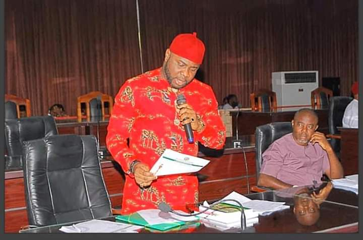 Imo - Hon. Philip Ejiogu Takes Stance Against Rape