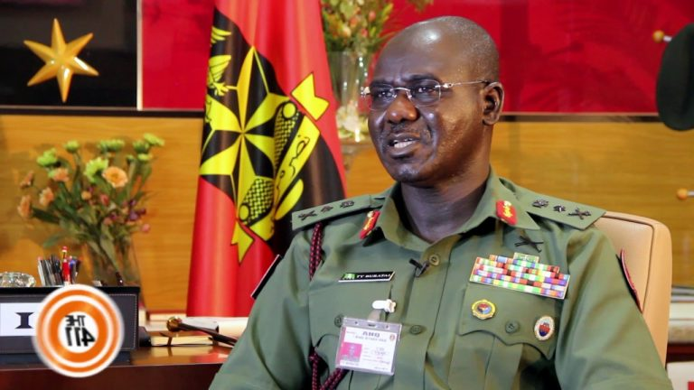 The Crudity And Timidity Of Nigerian Army Led By Burutai