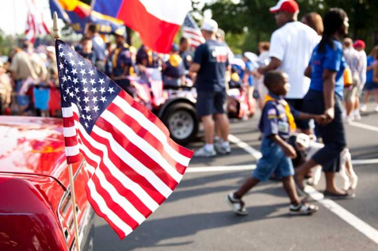 July 4 - COVID-19 Dampens Independence Day Plans