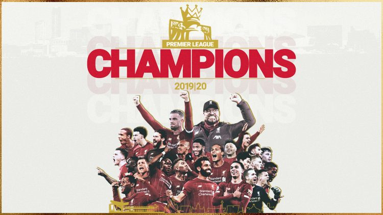Liverpool Win Historic Premier League Title