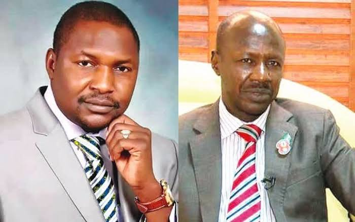 Malami Leads Moves To Sack Ibrahim Magu, In Damning Memo To Buhari