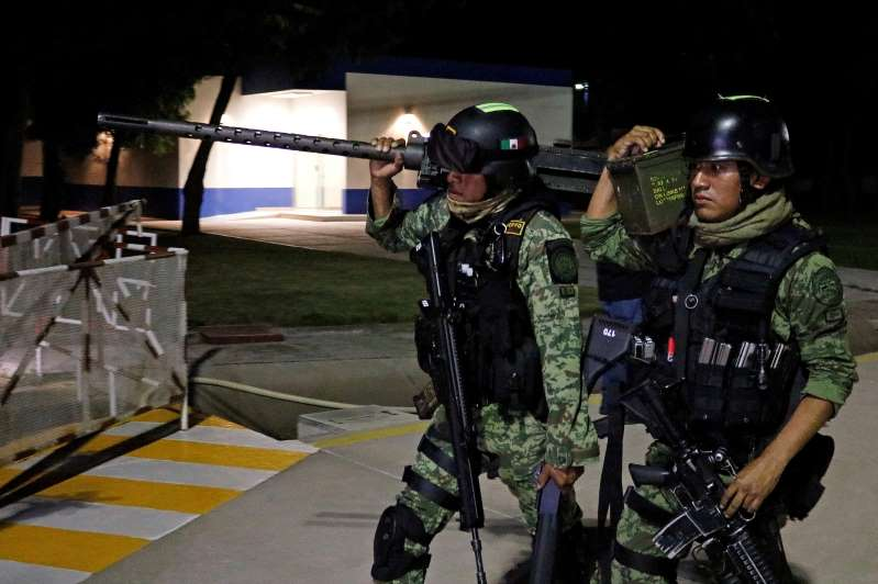 Mexican President Says He Ordered Release Of 'El Chapo's' Son