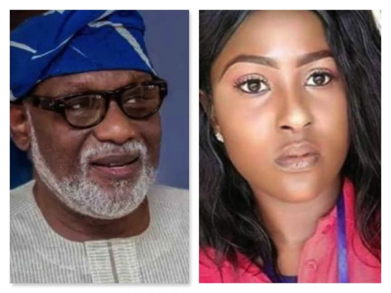 More Woes For Akeredolu After Appointment Of Owerri Lady