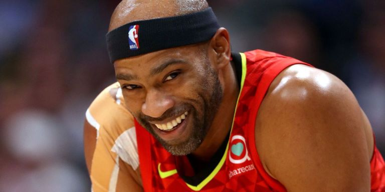 NBA's Vince Carter Announces Retirement