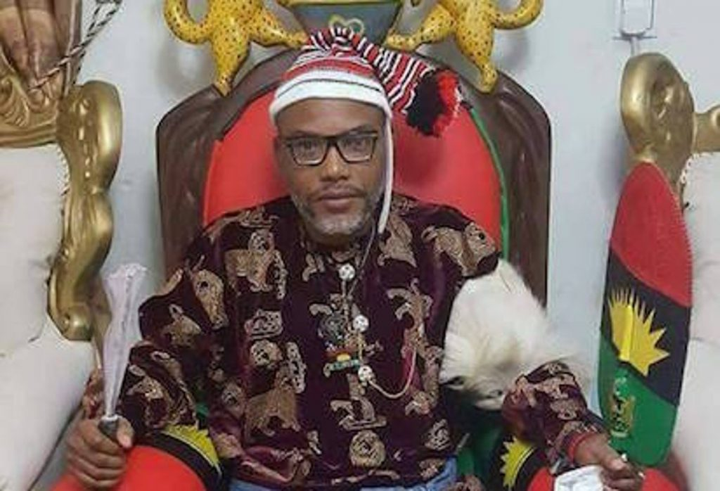 Nnamdi Kanu Releases Direct Phone Contacts To Reach Him