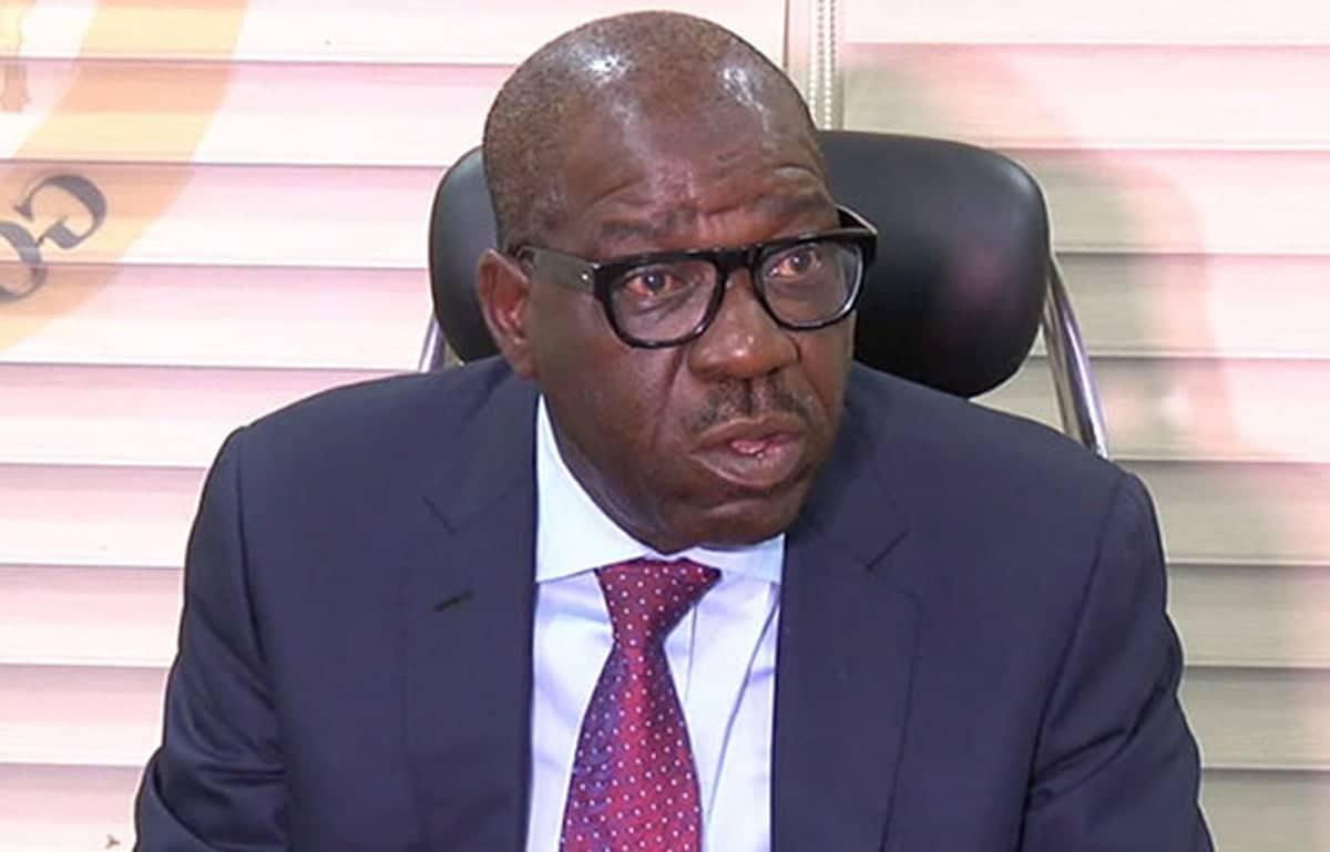 Obaseki Reveals How He Helped Oshiomhole Become Edo Governor