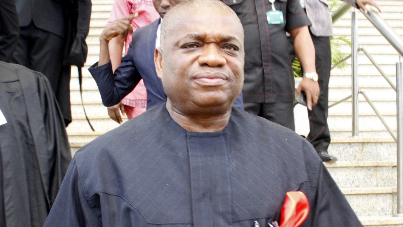 Declaring For Presidency Now Is Unfair – Senator Orji Kalu