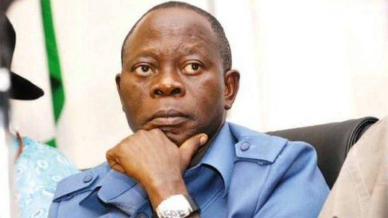 Oshiomhole Replies Saraki, Brags Of Achievements In APC